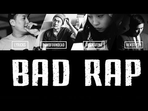 The Creators and Cast of Bad Rap talks the struggle of being Asian in Hip Hop