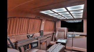 Mercedes Benz V Class VIP Design VVD1030 by TRIMO