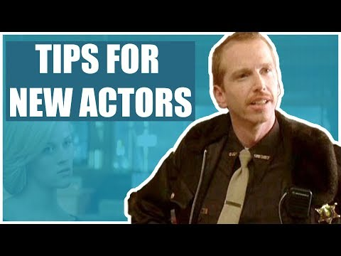 How To Become an Actor in Los Angeles  Courtney Gains  Celebrity s!