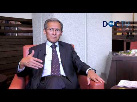 Djoomart Otorbayev on Central Asia, China and capital markets