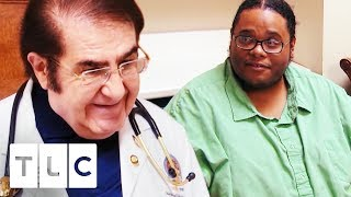 Dr Now Is Impressed With Brandon's MASSIVE 141lb Weight Loss | My 600lb Life