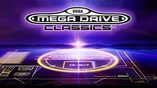 Sega Mega Drive Classics - Trailer