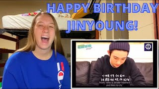 'PROOF THAT JINYOUNG ACTUALLY LOVES GOT7' REACTION |HAPPY BIRTHDAY JINYOUNG!