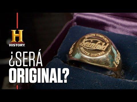 EL PRECIO DE LA HISTORIA – Anillo De La Serie Seinfeld