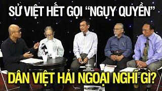 """Sử Việt hết gọi """"ngụy quân, ngụy quyền"""", dân Việt hải ngoại nghĩ gì? - Phần 1"""