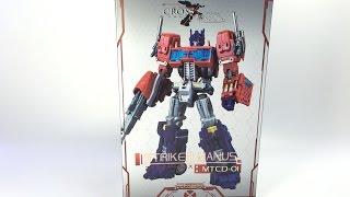 Make Toys Cross Dimension: MTCD-01 STRIKER MANUS
