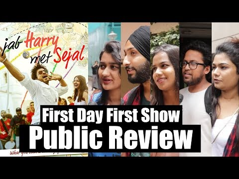 Jab Harry Met Sejal Movie Public Review - जनता की राय - First Day First Show - BLOCKBUSTER Of 2017