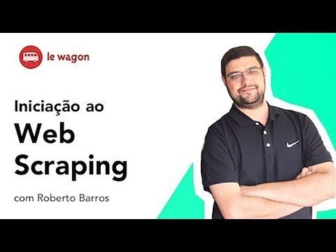 Iniciação ao Web Scraping - Puxar dados da internet para leigos em programação...