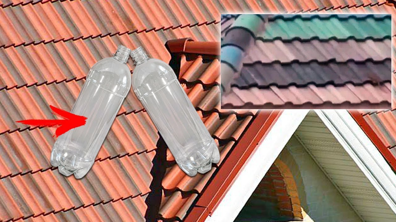 Roofing Tiles Slate Made Of Plastic Bottles And Cellophane