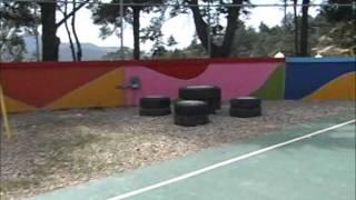 Apertura del parque infantil de Mercedes