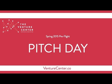 New Entrepreneurs Pitch for Panel of Judges