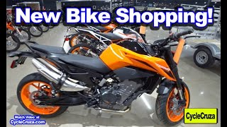 NEW Motorcycle Shopping  - WoW
