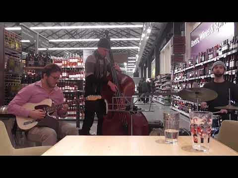 Supermarket Bebop - Christian Miller Trio plays Lester Leaps In