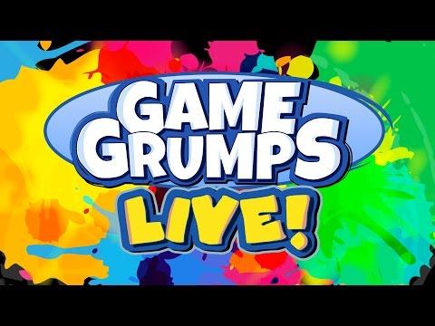 Game Grumps Live