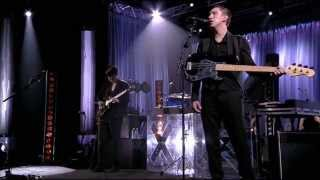 The xx - Sunset [Live La Musicale Canal+]
