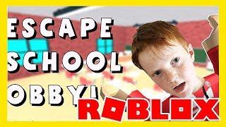 ESCAPE da SCHOOL? Ma io sono il TEACHER! ✏️🏫 - Roblox Obby: BB Gaming 002