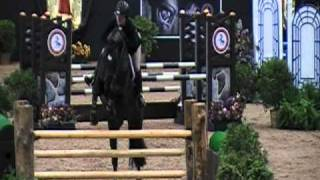 2010 ASPCA Maclay Finals 10th Place--Sydney Smith and Calimero
