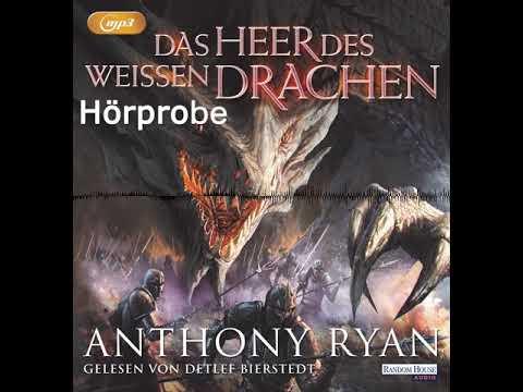 Das Heer des Weißen Drachen YouTube Hörbuch Trailer auf Deutsch