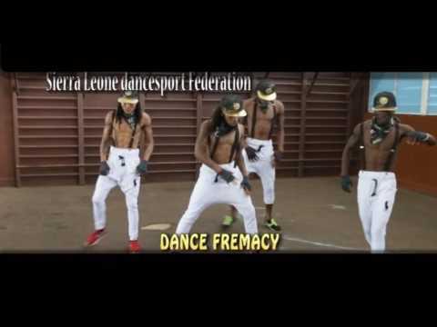 Sierra Leone Dance Sport Federation