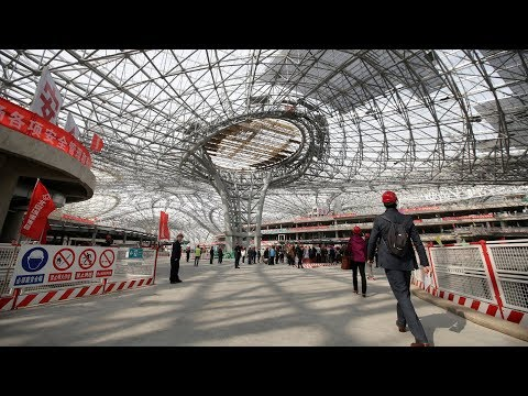 Beijing's new airport set to open in 2019