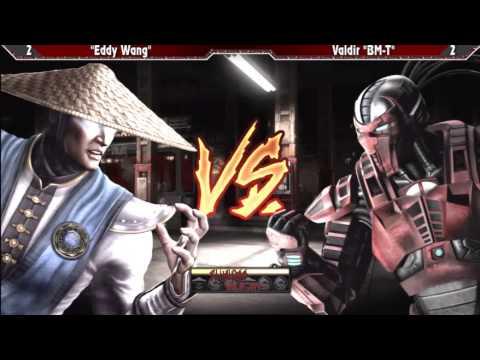 28.MK9 - Eddy Wang vs BM - Grand Finals - Flawless Victory 2013