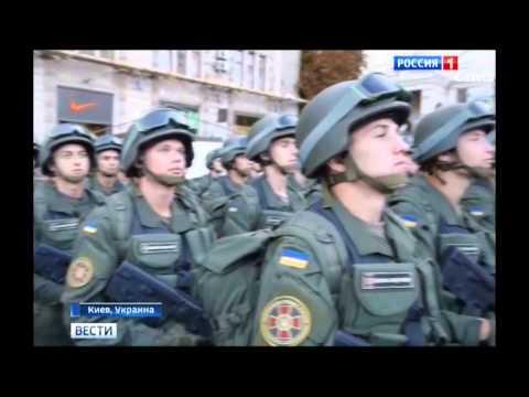 УКРАИНСКАЯ РУСОФОБСКАЯ ПРОПАГАНДА | Самые последние новости Украины, России сегодня 24.08.2015