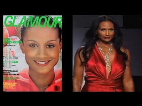 Supermodel Beverly Johnson