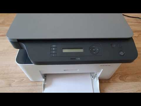 Reset HP Laser 135a 135w 137fnw