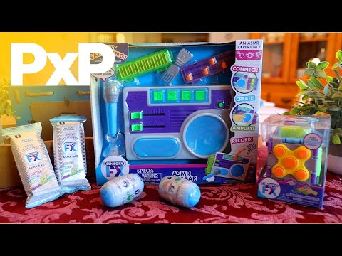 Sensory FX is what ASMR dreams are made of! | A Toy Insider Play by Play