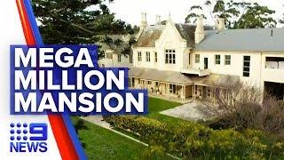 Melbourne mega-million mansion on the market
