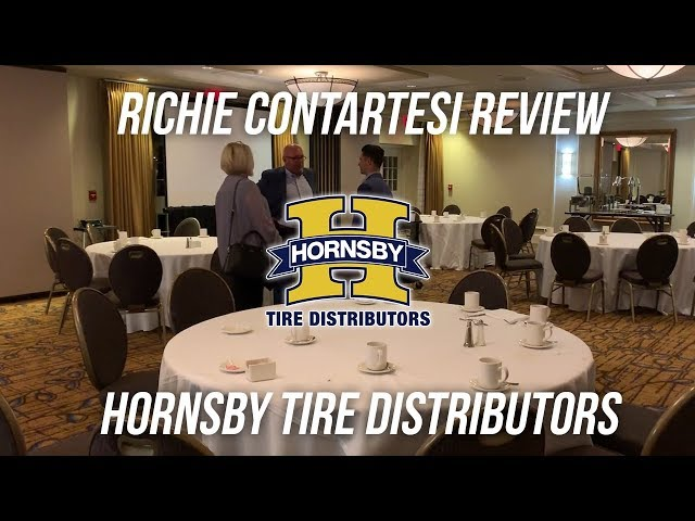Why Hornsby Chose Richie Contartesi to Speak | Richie Contartesi Review