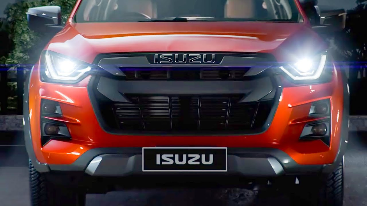 Isuzu Dmax Specs >> All New Isuzu D Max 2020 Advanced Safety Off Road Engine Demonstration Exterior Interior