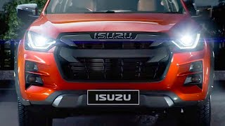 All-new Isuzu D-Max (2020): Advanced Safety, Off-Road & Engine Demonstration | Exterior & Interior