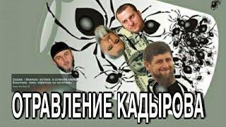Покушение на Кадырова или фсбшные пауки в банке.
