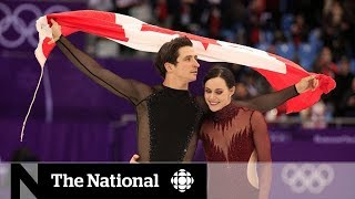 Virtue and Moir: Canada's biggest couple who aren't actually a couple