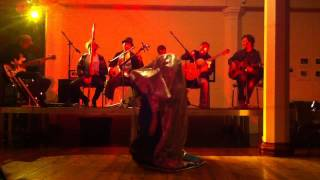 14 June 2012 Live at Camaden Palece Hotel in Cork. International ja...