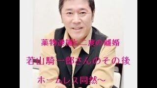 薬物逮捕と二度の離婚…2世俳優・若山騎一郎さんのその後 若山騎一郎 検索動画 19