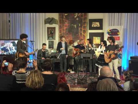 Roberta Giallo & Ermal Meta & Brunori Sas & Dente & Giulia Olivari - Canzone