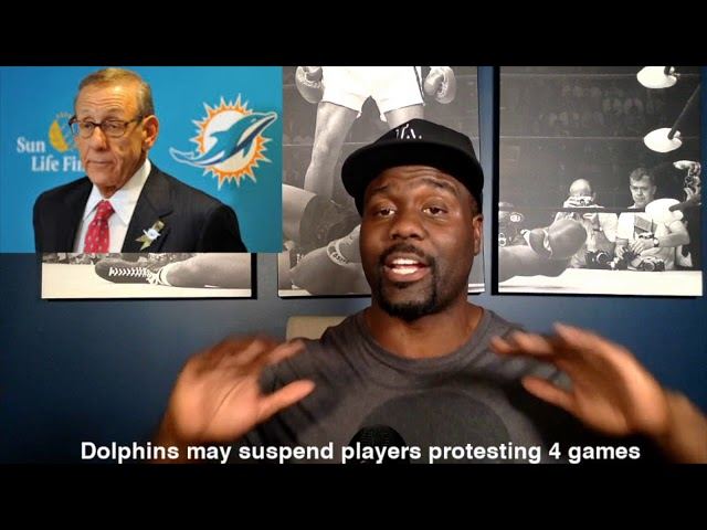 Dolphins National Anthem Policy FAIL: Wrighster Or Wrong
