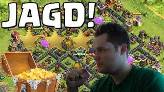 [facecam] DIE JAGD BEGINNT! || CLASH OF CLANS || Let's Play CoC [Deutsch/German Android iOS HD]