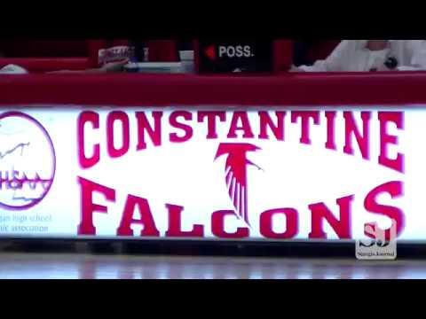 Sturgis vs. Constantine 2016 Girls Basketball