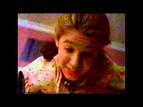 1995 Kellogg's PopTarts Crunch Commercial Marla Sokoloff