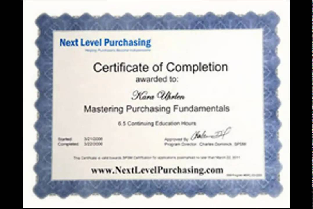 Introduction to the Next Level Purchasing Association - YouTube