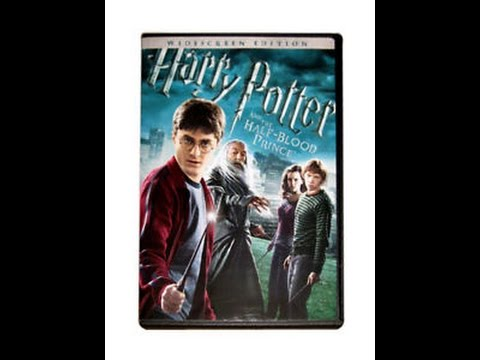 Opening To Harry Potter And The Half Blood Prince Rental Copy 2009 Dvd Youtube