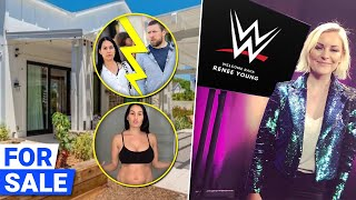 IT'S OVER!...Daniel Bryan & Brie Bella Put Their House FOR SALE! (Renee Young RETURNS To WWE)