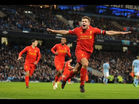 Steven Gerrard ● Top 10 Goals HD