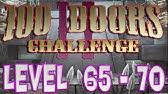 100 Doors Challenge Level 68 Youtube