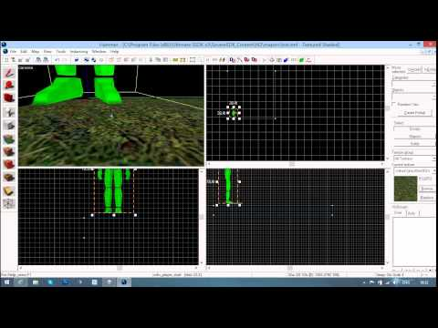 Source SDK (Valve Hammer Editor) урок №1 - Создание первой карты