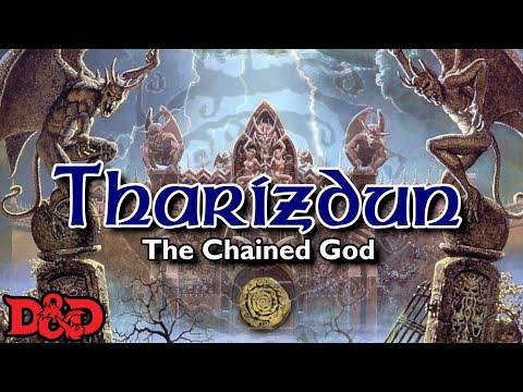 Tharizdun - The Chained Oblivion | D&D Lore