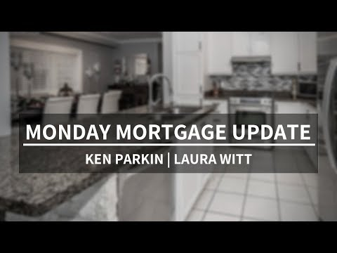 Buying A Home That Needs A Renovation? Monday Mortgage Update